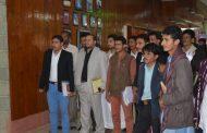 إتحاد الإعلاميين اليمنين ينظم زيارة ميدانية لمعرض الشهيد القائد بصنعاء