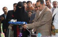 تدشين فعالية المعرض الفني للشهيد القائد حسين بدرالدين الحوثي بالعاصمة صنعاء