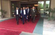 الوفد الوطني المشارك في مفاوضات في الكويت يصدر بلاغ صحفي