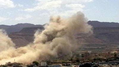 طيران العدوان السعودي يواصل غاراته على العاصمة صنعاء