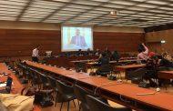 جنيف: كلمة رئيس اتحاد الإعلاميين اليمنيين في ندوة الإعلام اليمني تحت القصف