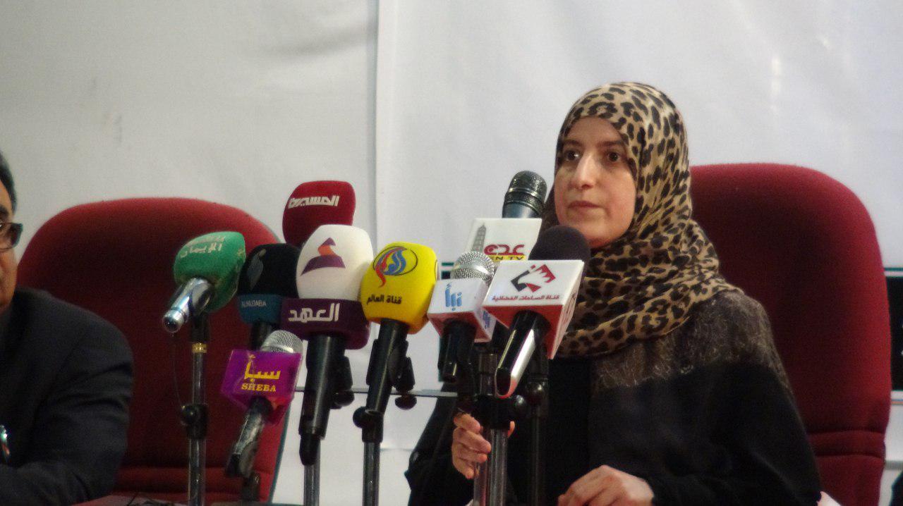 ندوة بصنعاء حول دور الإعلام المرئي والمسموع في مواجهة العدوان الأمريكي السعودي الإماراتي