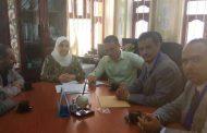 أمين عام اتحاد الإعلاميين اليمنيين يناقش مع نائبة ممثل المفوض السامي لحقوق الإنسان بصنعاء انتهاكات العدوان بحق الاعلام اليمني