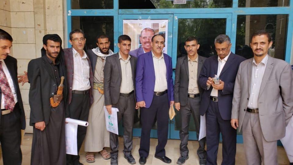 كلمة رئيس اتحاد الاعلاميين اليمنيين / عبدالله علي صبري